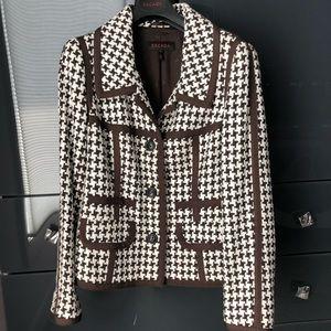 ESCADA textured blazer